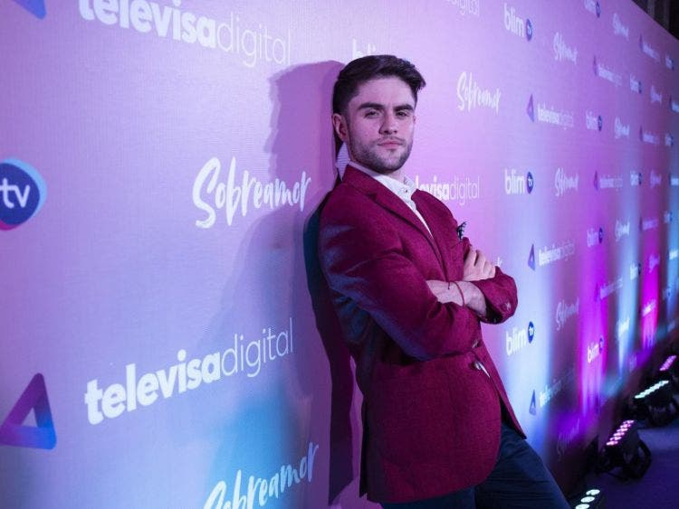 Alberto Garmassi serie gay Televisa