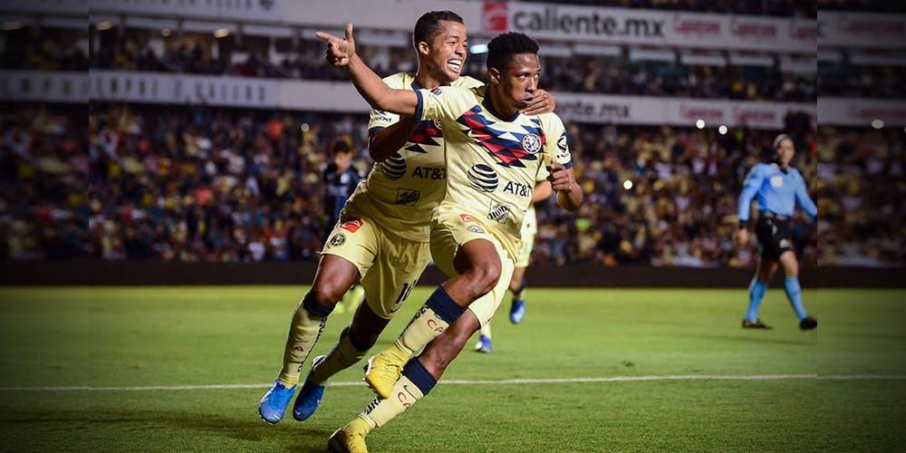 América derrota a Querétaro con doblete de Ibargüen