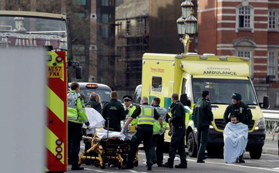 Londres ha matado este domingo en Streatham.