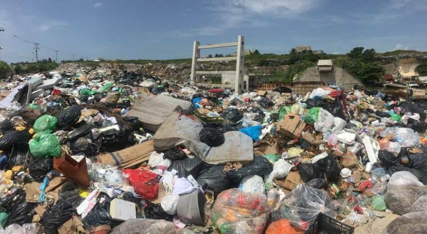 Falta voluntad política para resolver problema con la basura en Isla Mujeres.
