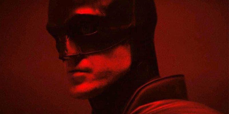Así se ve Robert Pattinson con el traje de BATMAN