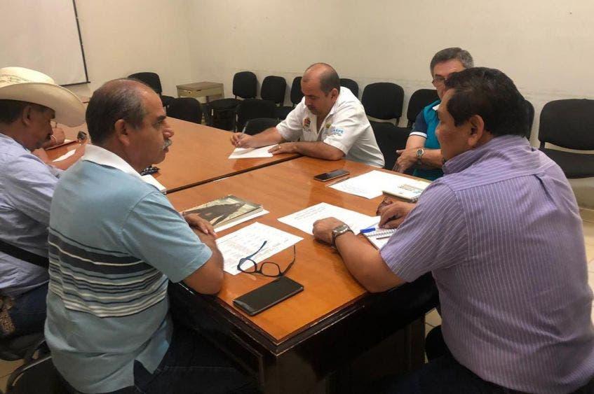 La Presidenta Municipal destaca la estrecha coordinación de trabajo con el Gobierno del Estado, por conducto de la Sedarpe