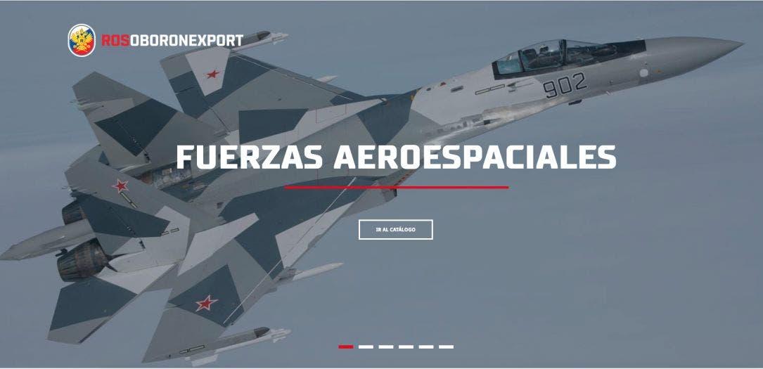 La empresa que probablemente comercialice las aeronaves es Rosoboronexport SA, del estado ruso.