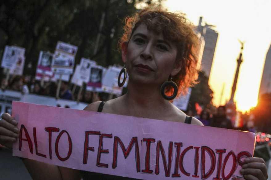 Ocupa México el lugar 103 de 107 en protección a las mujeres.