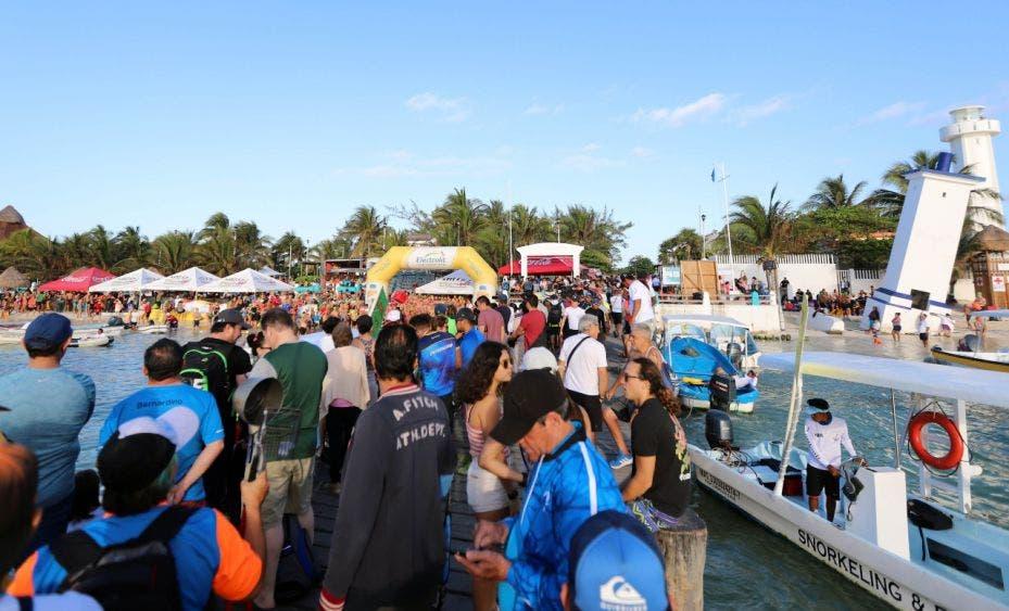 Los eventos atraen a cientos de visitantes y fortalecen la economía de la localidad, indica la Presidenta Municipal