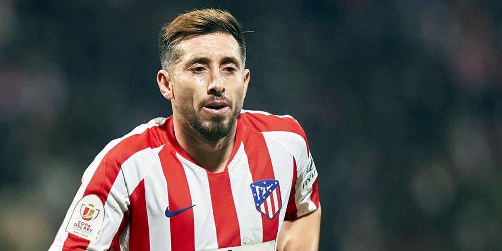 Héctor Herrera es baja en la Champions League