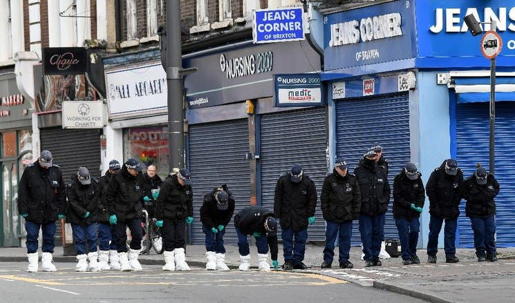 Reivindica el Estado Islámico atentado del domingo en Londres.