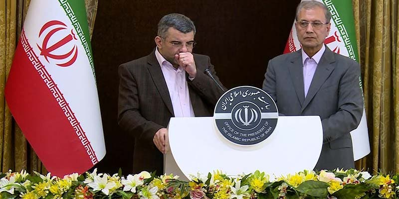 Video: Viceministro iraní de Salud se contagia de coronavirus