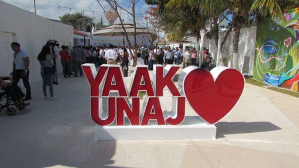 """""""Callejón del Amor"""" nuevo atractivo de Progreso, Yucatán"""