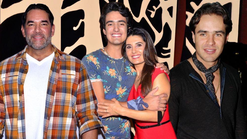 Eduardo Santamarina da consejos de sexualidad al hijo de Mayrin Villanueva y Jorge Poza