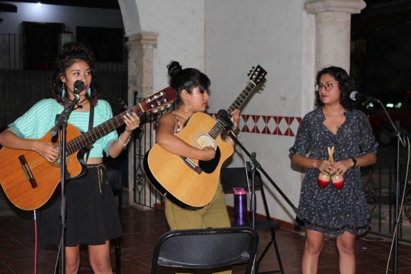 Preparan en la zona maya primer encuentro de mujeres en movimiento