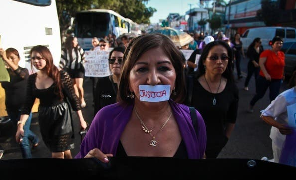 Ocupa México el lugar 103 de 107 en protección a las mujeres; en AL naciones como Venezuela Argentina y Nicaragua están mejor posicionadas.