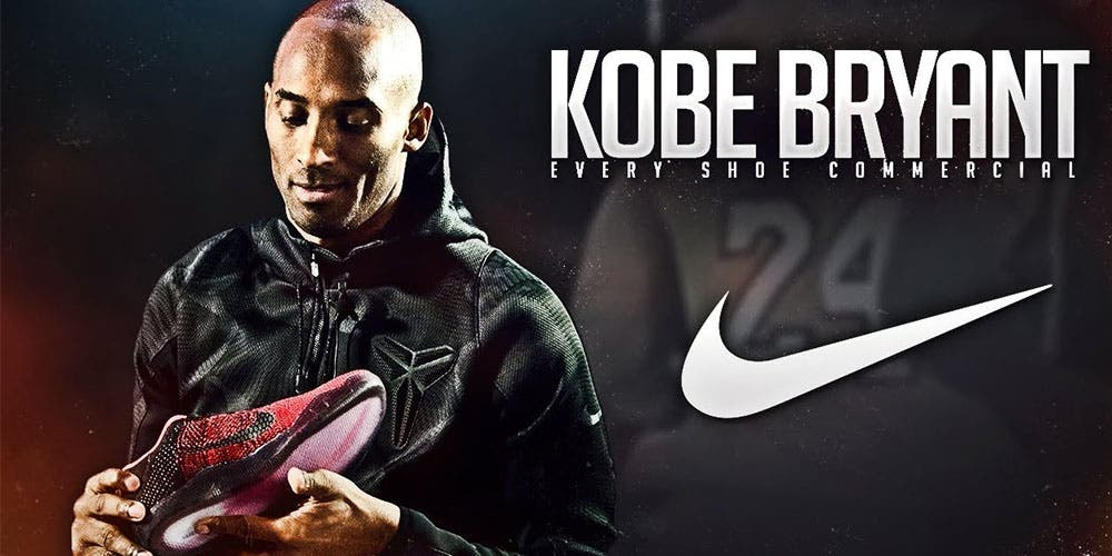 Este es el último comercial de Nike para Kobe Bryant: 'Mamba Forever'