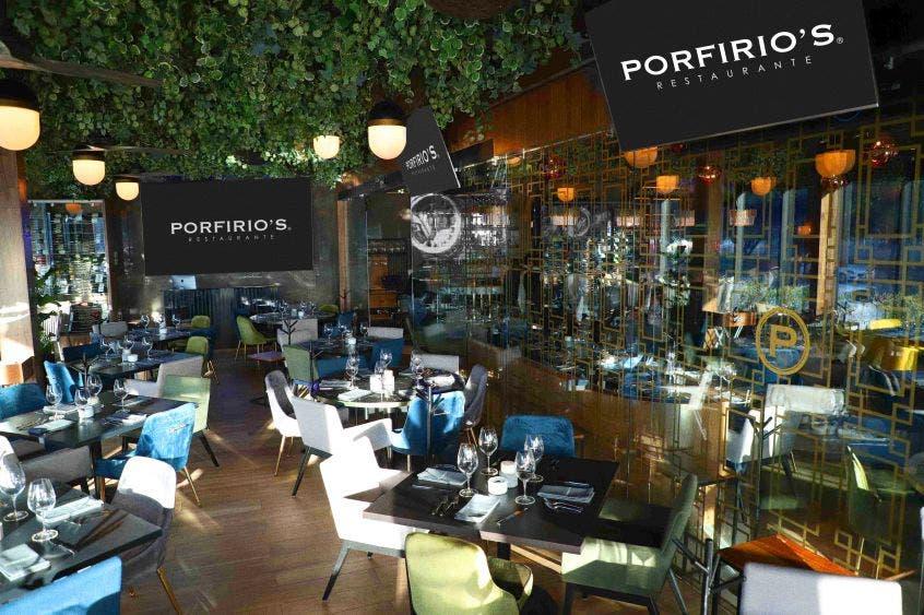 Porfirio's recorre cada rincón de México