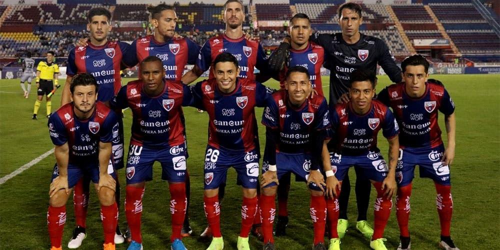 Atlante, en séptimo lugar de la Liga de Ascenso MX