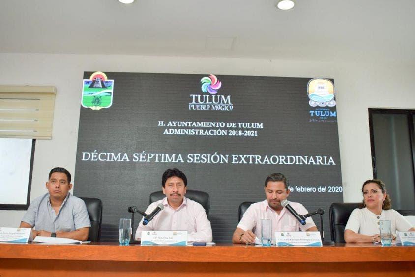 Se aplicarán de manera transparente los recursos asignados para estas actividades