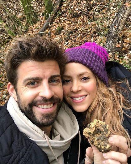 Shakira y Gerard Piqué, de Colombia a Barcelona.
