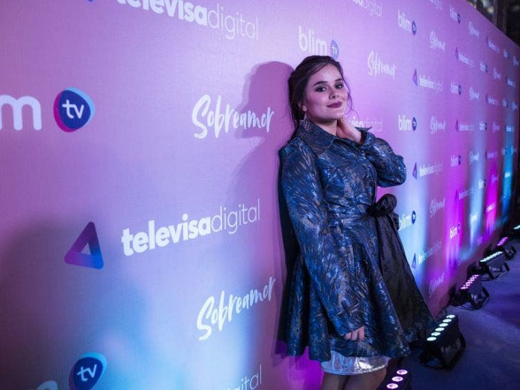 Tatiana del Real interpreta a Gabriela, mejor amiga del protagonista de Sobreamor