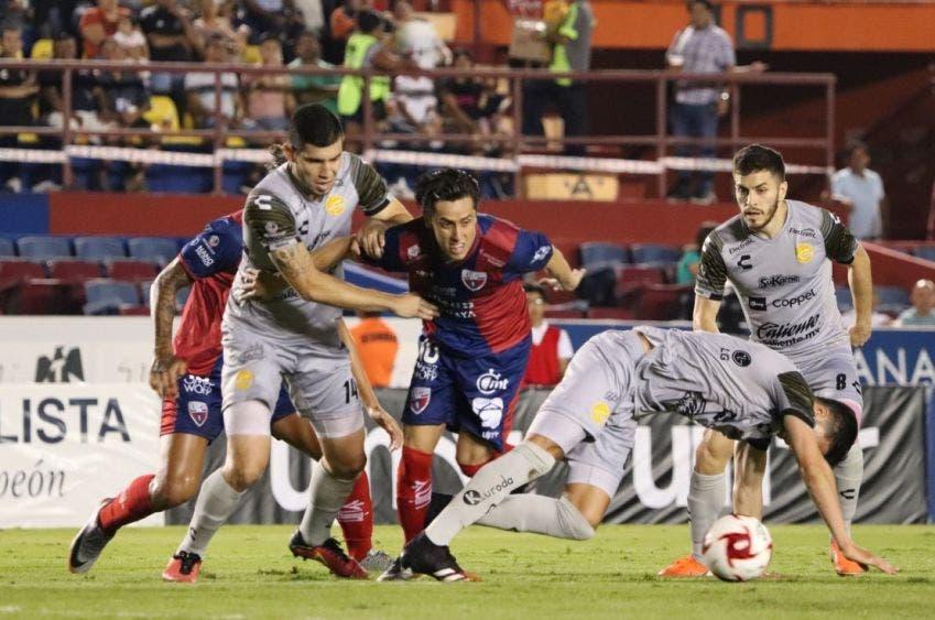 Atlante, en séptimo lugar de la Liga de Ascenso MX.- Atlante se ubica en el séptimo lugar de la tabla de posiciones en el Torneo Clausura 2020 de la Liga