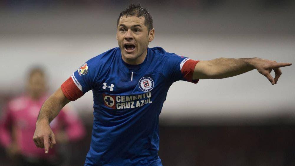 Pablo Aguilar aprovecha la cuarentena para recuperarse y regresar con Cruz Azul