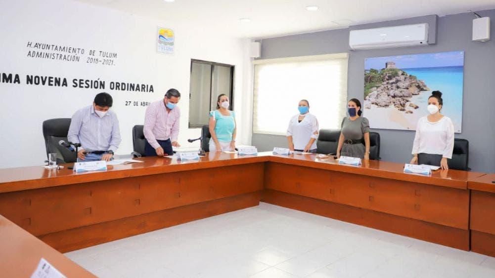 Autorizan concejales contratación de financiamiento a corto plazo, hasta por 43 millones 349 mil pesos, para contingencia