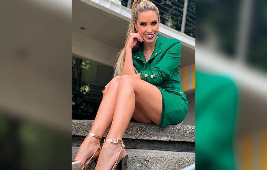 Andrea Escalona Se Desnuda Para El Pillow Challenge Y Ensena Todo