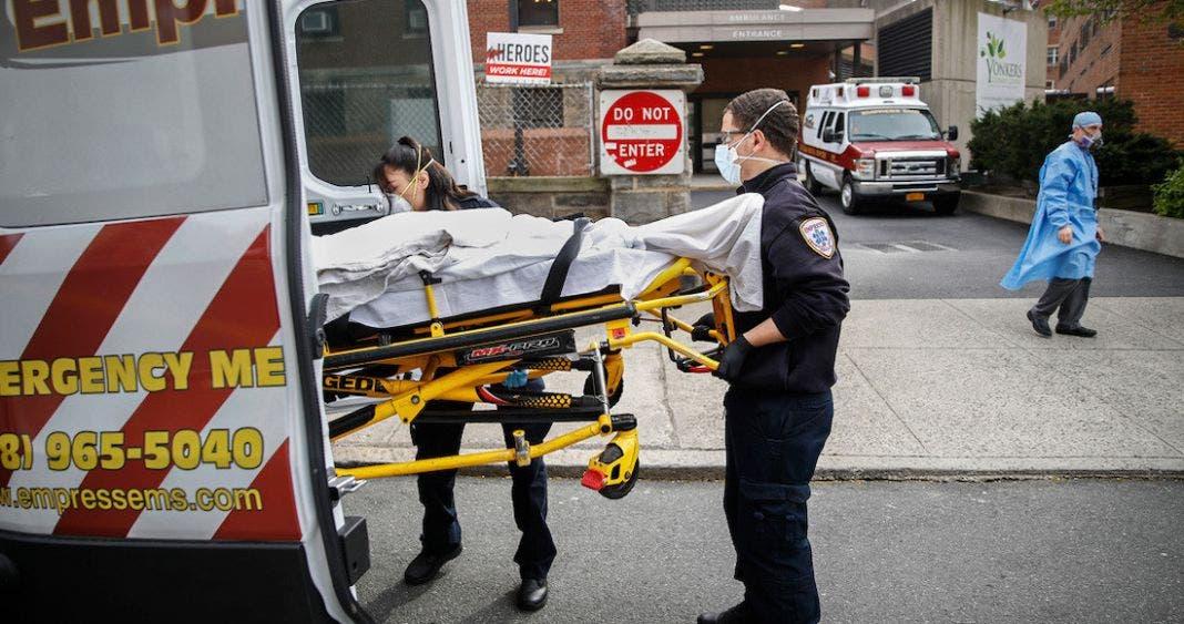 Alertan, virus en Nueva York no es el mismo que en China, mutó rápido