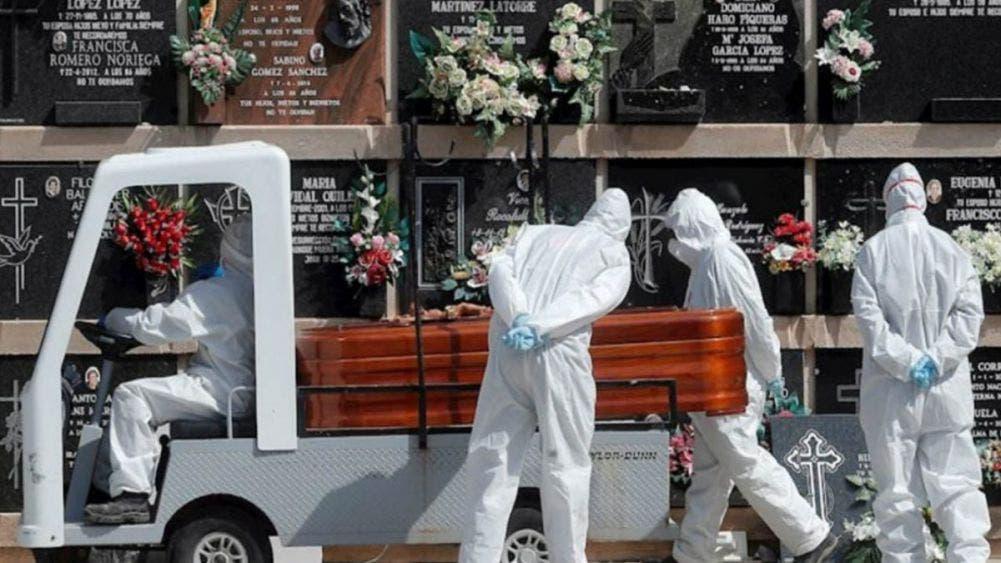 Contrastes del Covid-19: España más de 200 mil casos; Alemania alista fin