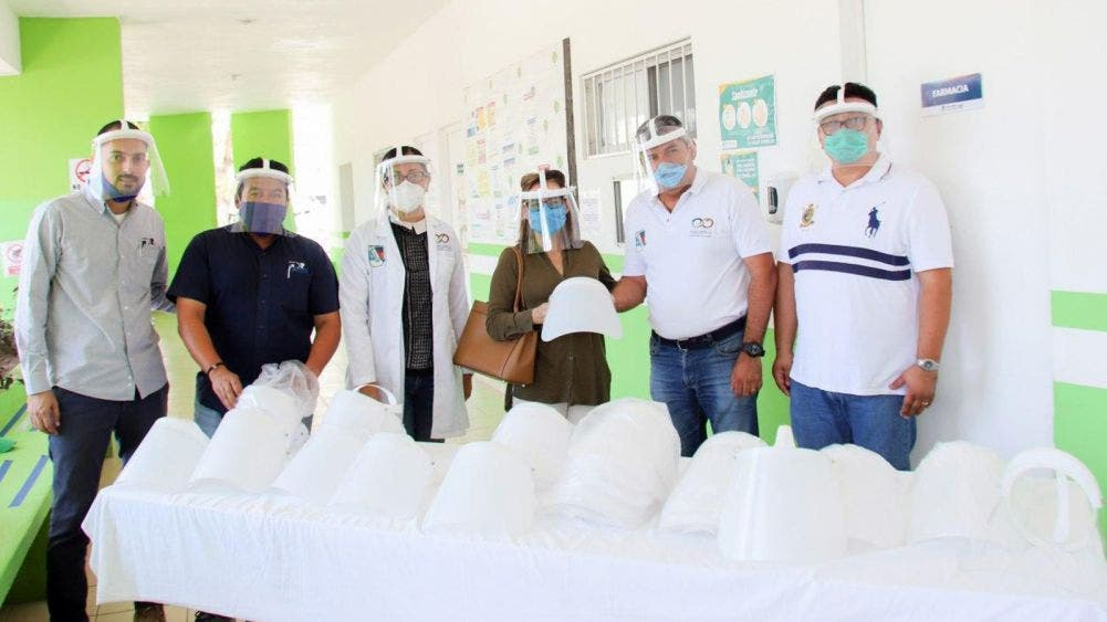 Empresas se solidarizan con Puerto Morelos para enfrentar emergencia sanitaria