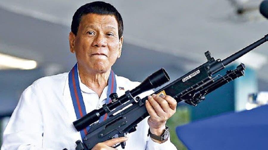 Duterte ordena matar a los que violen cuarentena en Filipinas