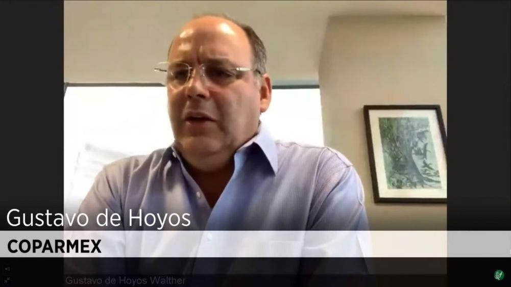 Uno de los principales opositores a las medidas tomadas por el Gobierno de AMLO es el líder de la Coparmex, Gustavo de Hoyos, aunque también es sabido que lo que lo mueve es el interés de obtener una candidatura por el PAN en las próximas elecciones de 2021.