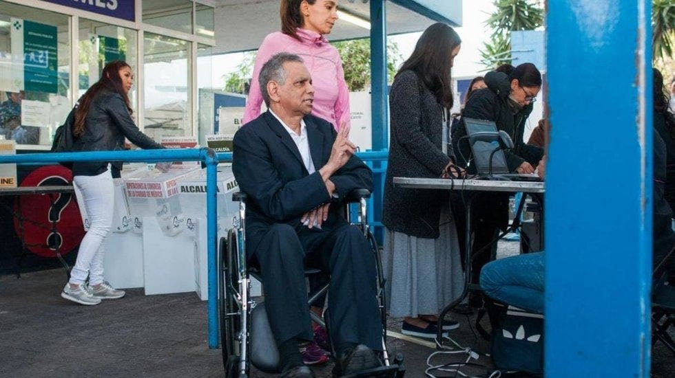 Fidel Herrera Beltrán, exgobernador jarocho, hospitalizado por derrame