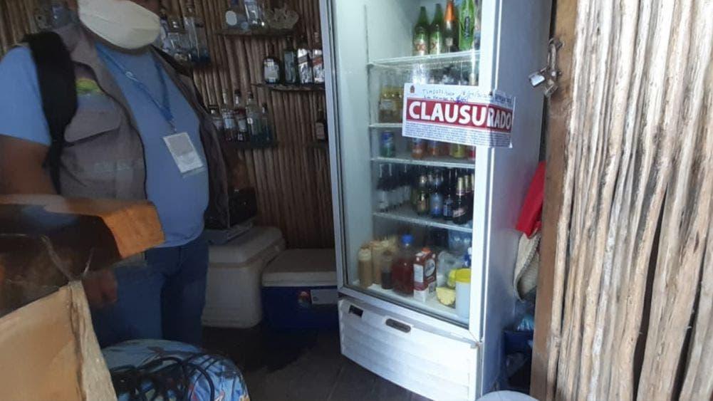 """Clausura Sefiplan el hotel """"Cabañas Malix"""" en Tulum"""