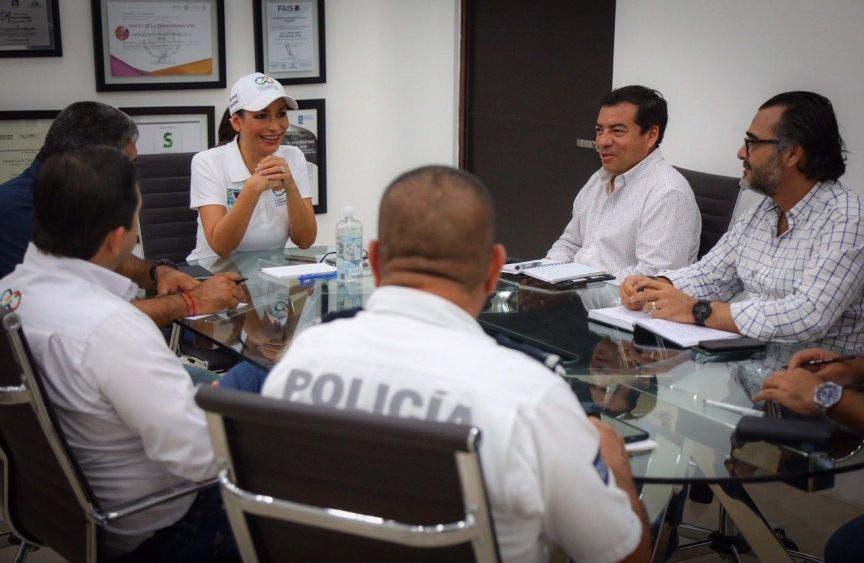 La alcaldesa de Puerto Morelos reitera la importancia de permanecer en casa, ya que Quintana Roo es el segundo estado del país en incidencia de casos por Covid-19