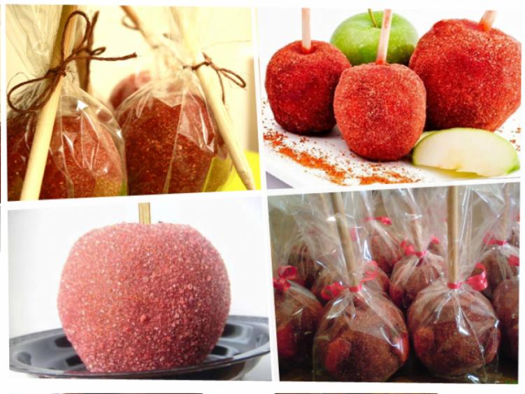 #QuédateEnCasa: Celebra el Día del Niño con esta receta de Manzanas con Chamoy