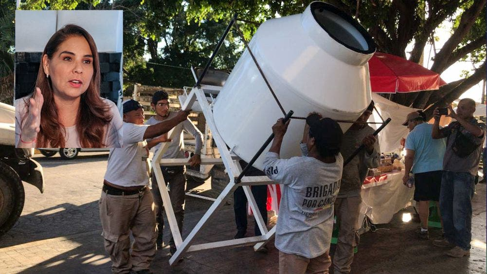 Reconoce Mara a trabajadores activos del ayuntamiento de Benito Juárez