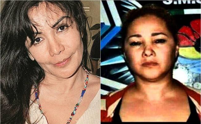 "Sandra Ávila Beltrán, al norte del país, o ""Doña Lety"" al sureste, reinas del ""narcopoder""."