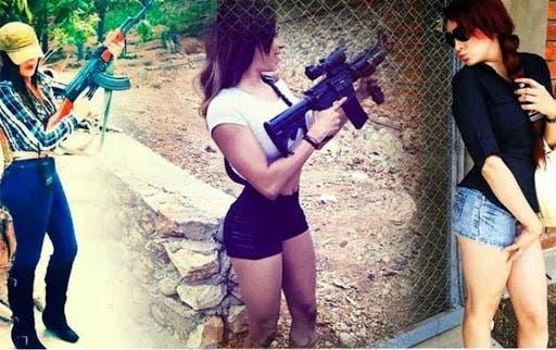 El dinero fácil, seduce a hombres y mujeres jóvenes, quienes con escasas oportunidades de sobresalir en la vida, deciden una vida llena de violencia.