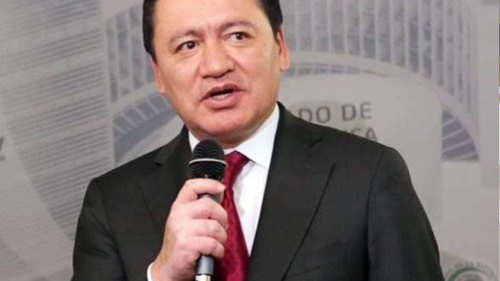 Anuncia Osorio Chong que sale positivo a coronavirus