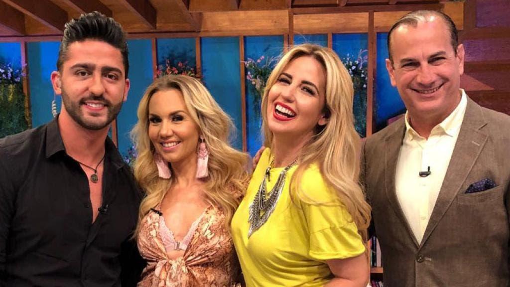 Despiden a Raquel Bigorra y Michelle Vieth de Tu Casa TV