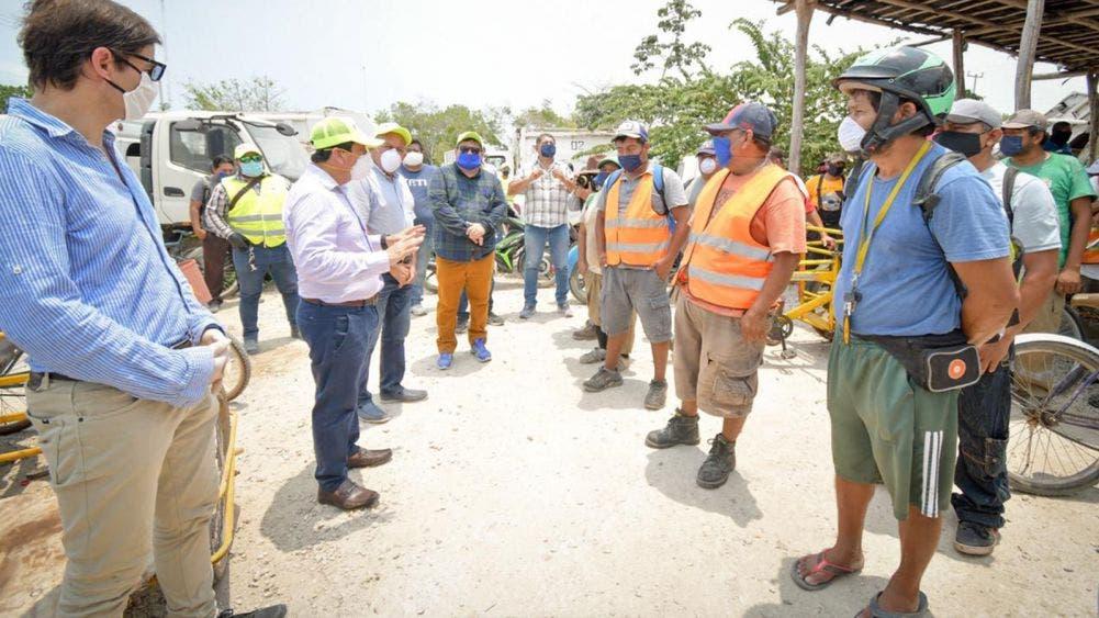 Reconocen trabajo de empleados de la Dirección de Servicios Públicos Municipales