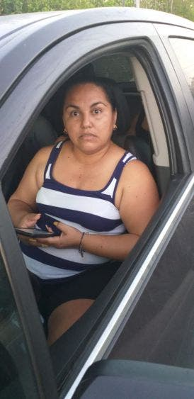 Detienen a regidora de Puerto Morelos por lesionar a policía.