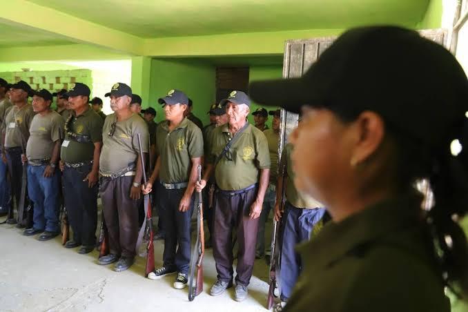 Reforzarán Quintana Roo con Guardias Especiales Comunitarios.