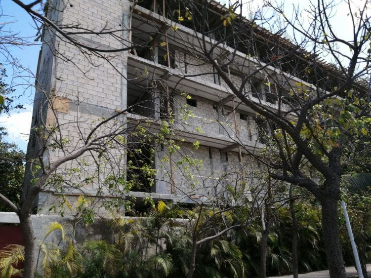 En su peor crisis el sector de la construcción en Quintana Roo.