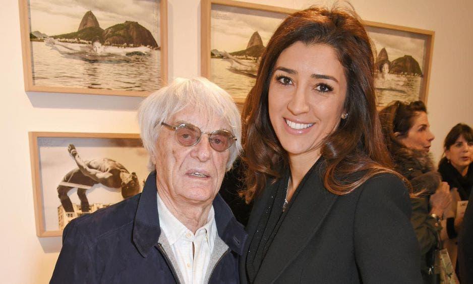 Ex directivo de la Fórmula 1 se convertirá en papá a los 89 años de edad