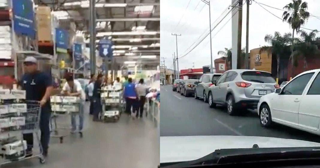"""Prohíbe """"El Bronco"""" venta de cerveza; provoca compras de pánico"""
