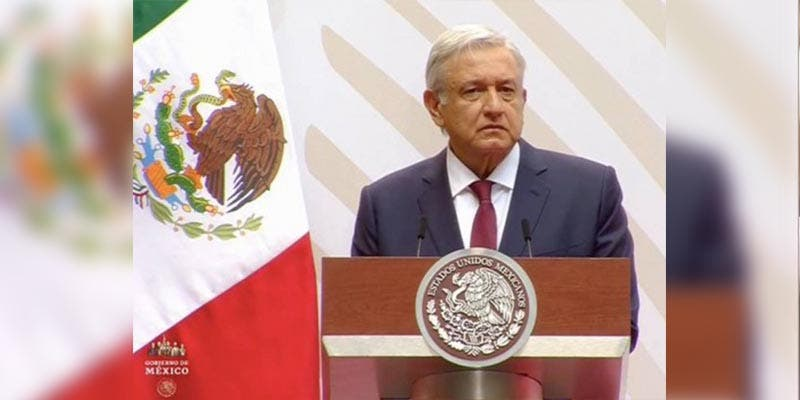 López Obrador presenta informe trimestral y anuncia medidas económicas