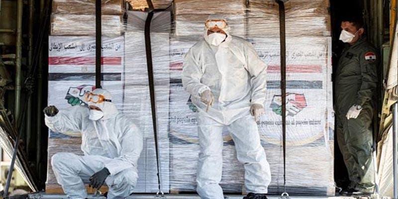 Disminuye en Italia el número de pacientes graves por coronavirus