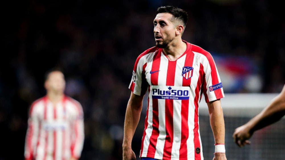 Atlético de Madrid vigila a Héctor Herrera con GPS