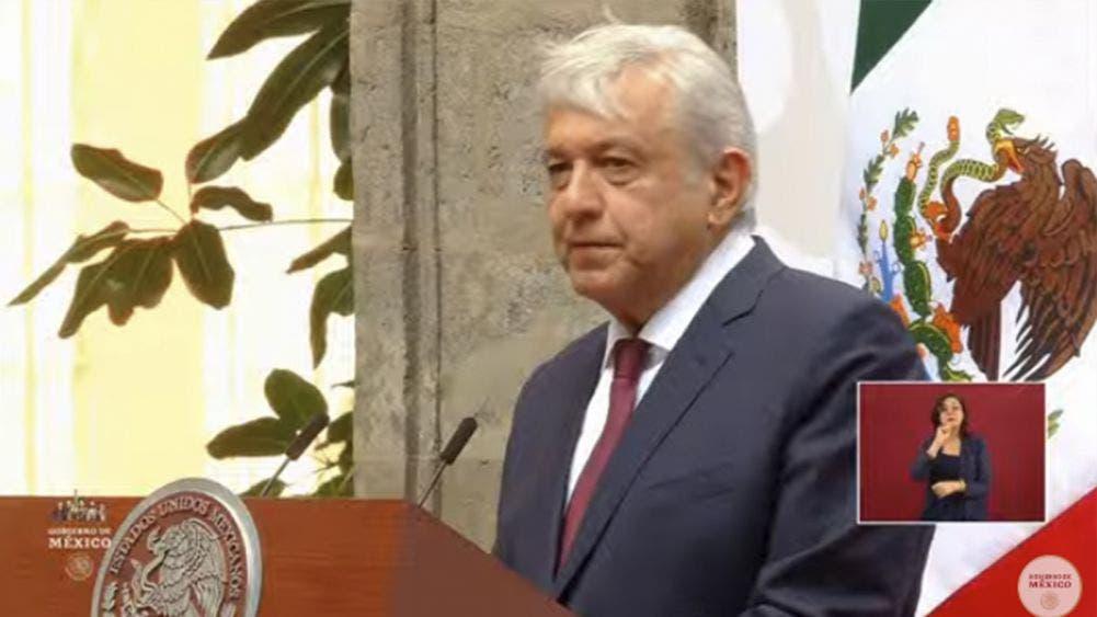 Rinde informe de actividades el presidente Andrés Manuel López Obrador
